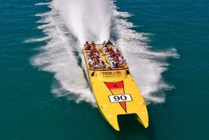 Miami: 45-Minute Sightseeing Speedboat Tour