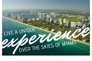 Miami: 60-Minute Airplane Flight Tour