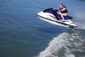 Miami: 60-Minute Jet Ski Rental in Biscayne Bay