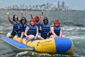 Miami: Banana Boat Ride