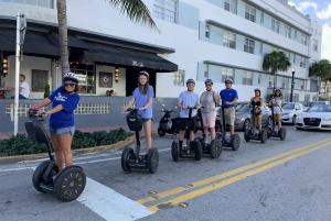 Miami Beach: Art Deco Segway Tour