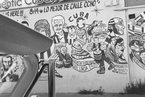 Miami Beach/Little Havana Vintage Convertible Private Tour