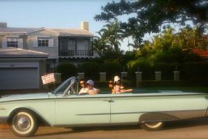 Miami Beach Tour in a Vintage Convertible