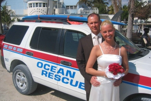 Miami: Beach Wedding or Renewal of Vows