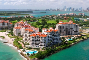 Miami Big Bus Combo: Everglades, City Tour, and Bay Cruise