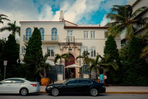 Miami: City and Movie Set Highlights with Boat Tour