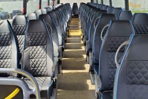Miami & Key West: One-Way Transfer by Motor Coach Bus
