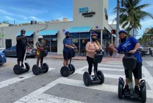 Miami: Ocean Drive Segway Tour