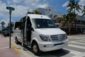 Miami: Open-Top Bus Private Tour