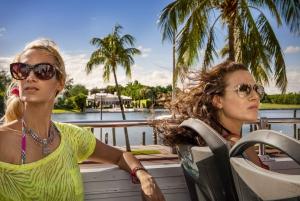 Miami: Open Top Bus Tour & Optional Cruise & Everglades Show