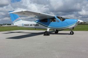 Miami: Private Scenic Airplane Tour