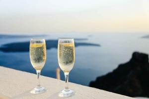 Miami: Romantic Private Airplane Tour with Champagne