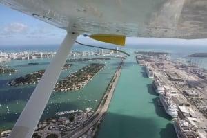 Miami: Seaplane Skyline Tour
