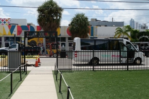 Miami Sightseeing Tour in a Convertible Bus