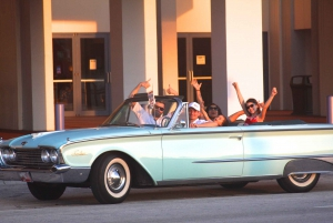 Ocean Drive Private Tour by Legendary Vintage Convertible