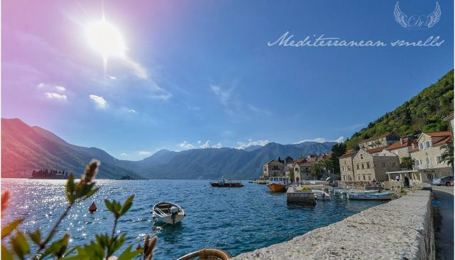 Pristine Perast and its Jewel - Conte