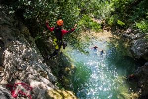 Adria Trek Canyon - Montenegro Canyoning