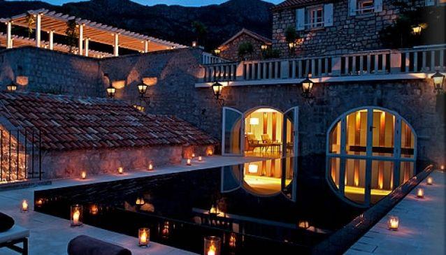 Aman Resort -Sveti Stefan