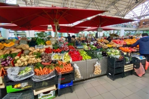 Gintas Local Market Podgorica