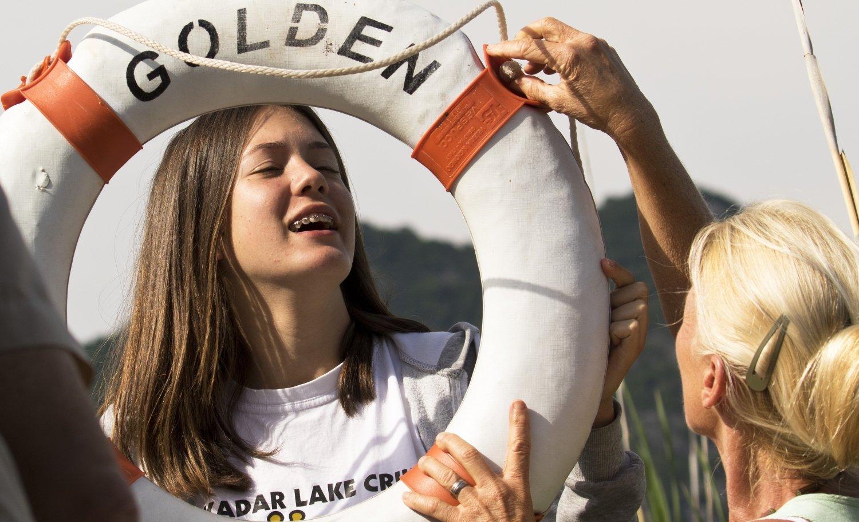 Golden Frog - Skadar Lake Cruises