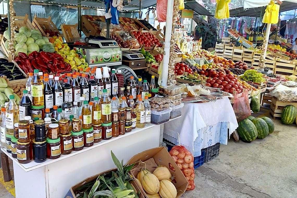 Green Market Petrovac
