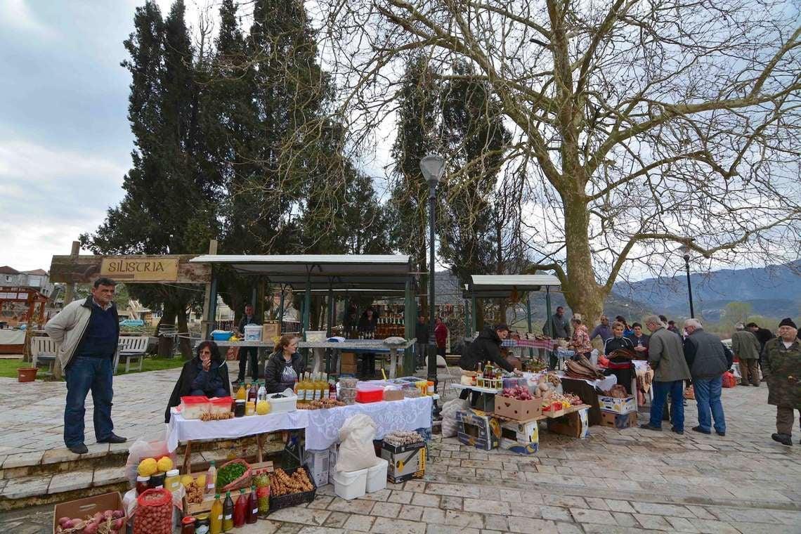 Green Market Virpazar