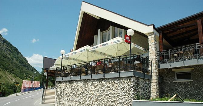 Hotel Djokovic Savnik