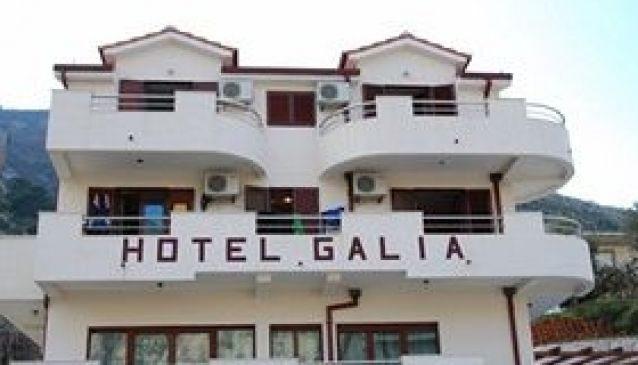 Hotel Galia Kotor