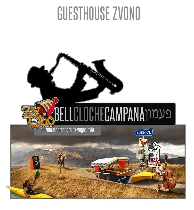 Guesthouse Zvono Pluzine
