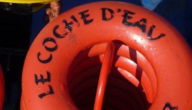 Le Coche D'eau-excursion boat