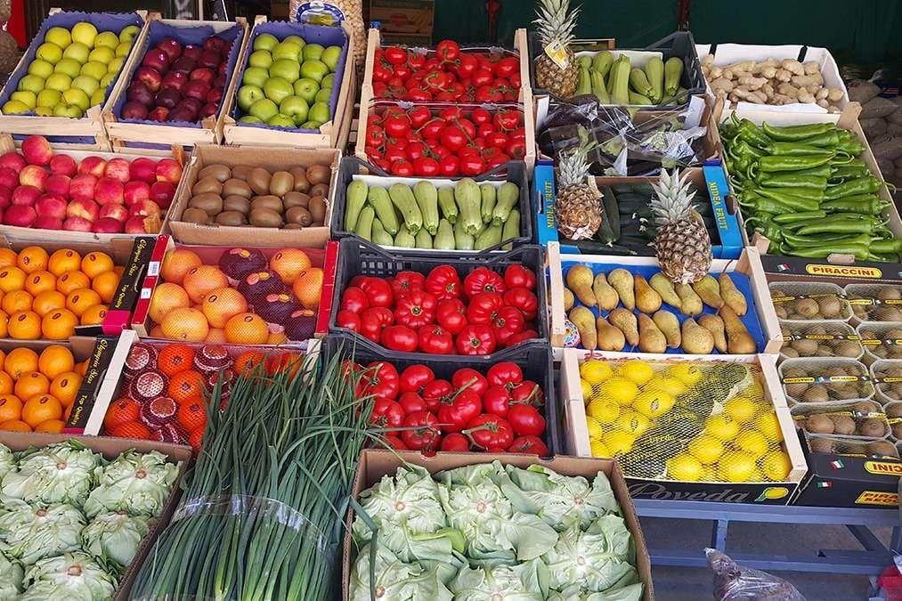 Local Market Budva