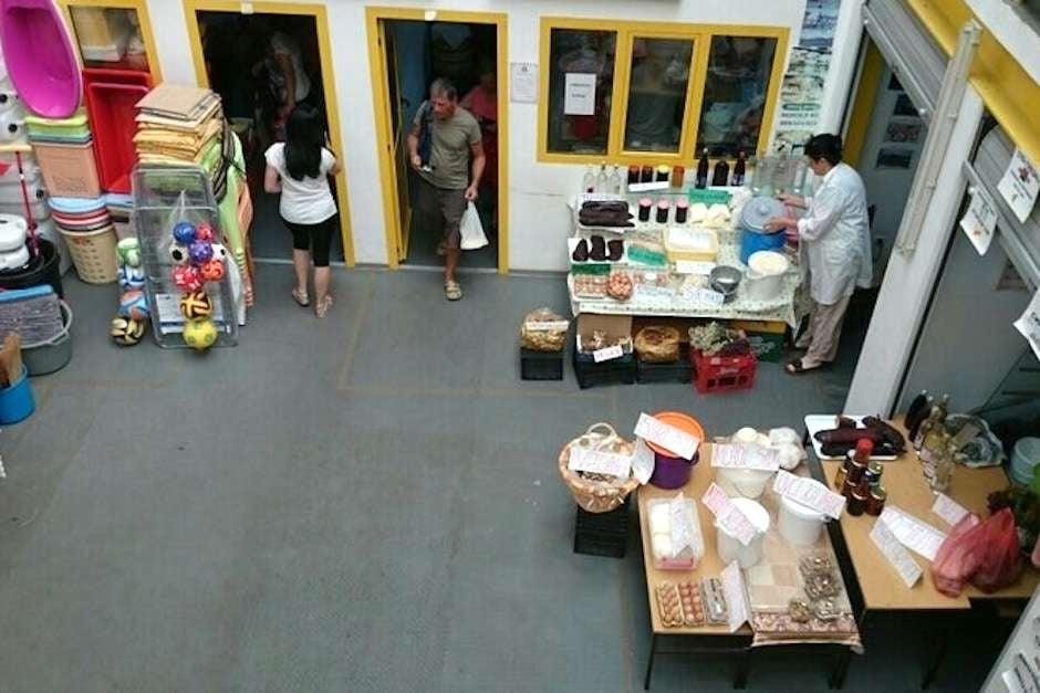 Local Market Zabljak