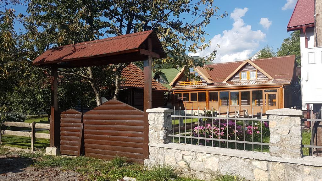 Lumber Apartments Kolasin