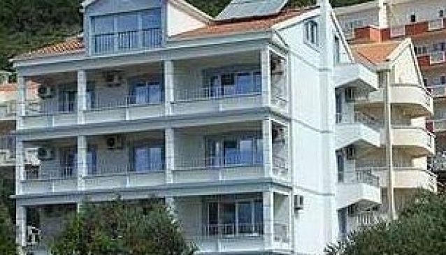 Medin Apartments Petrovac