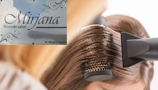 Mirjana Hair Design Studio