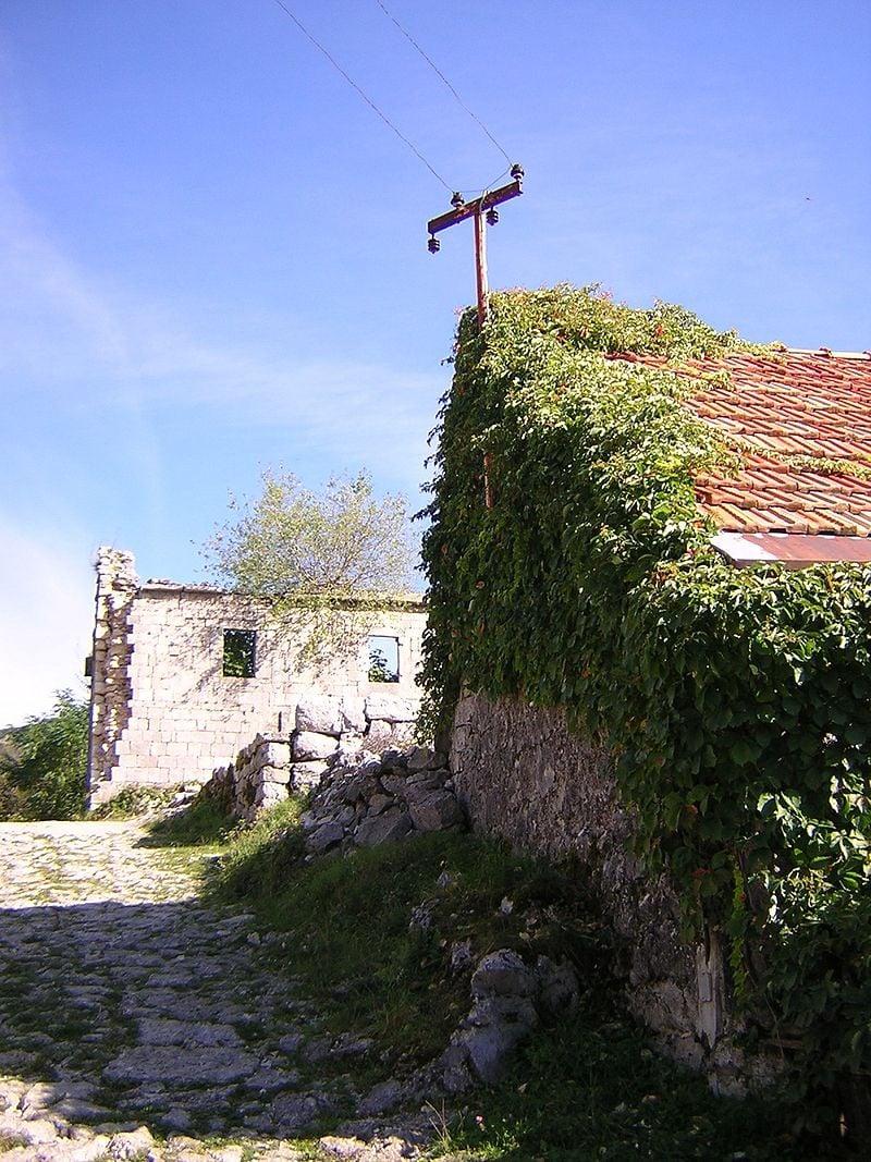 Njegusi Village