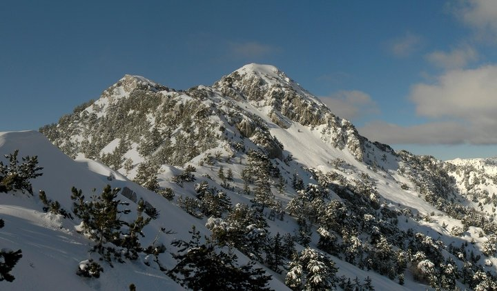 Orijen Mountain