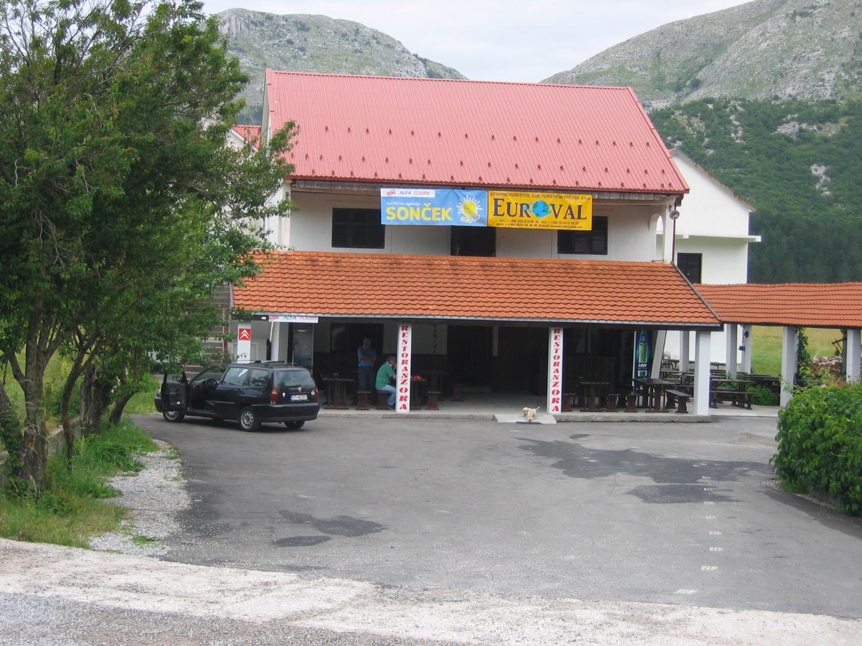 Restaurant Zora Njegusi