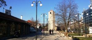 Sahat Tower and Stara Varoš