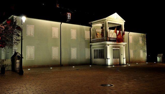 The Palace of King Nikola