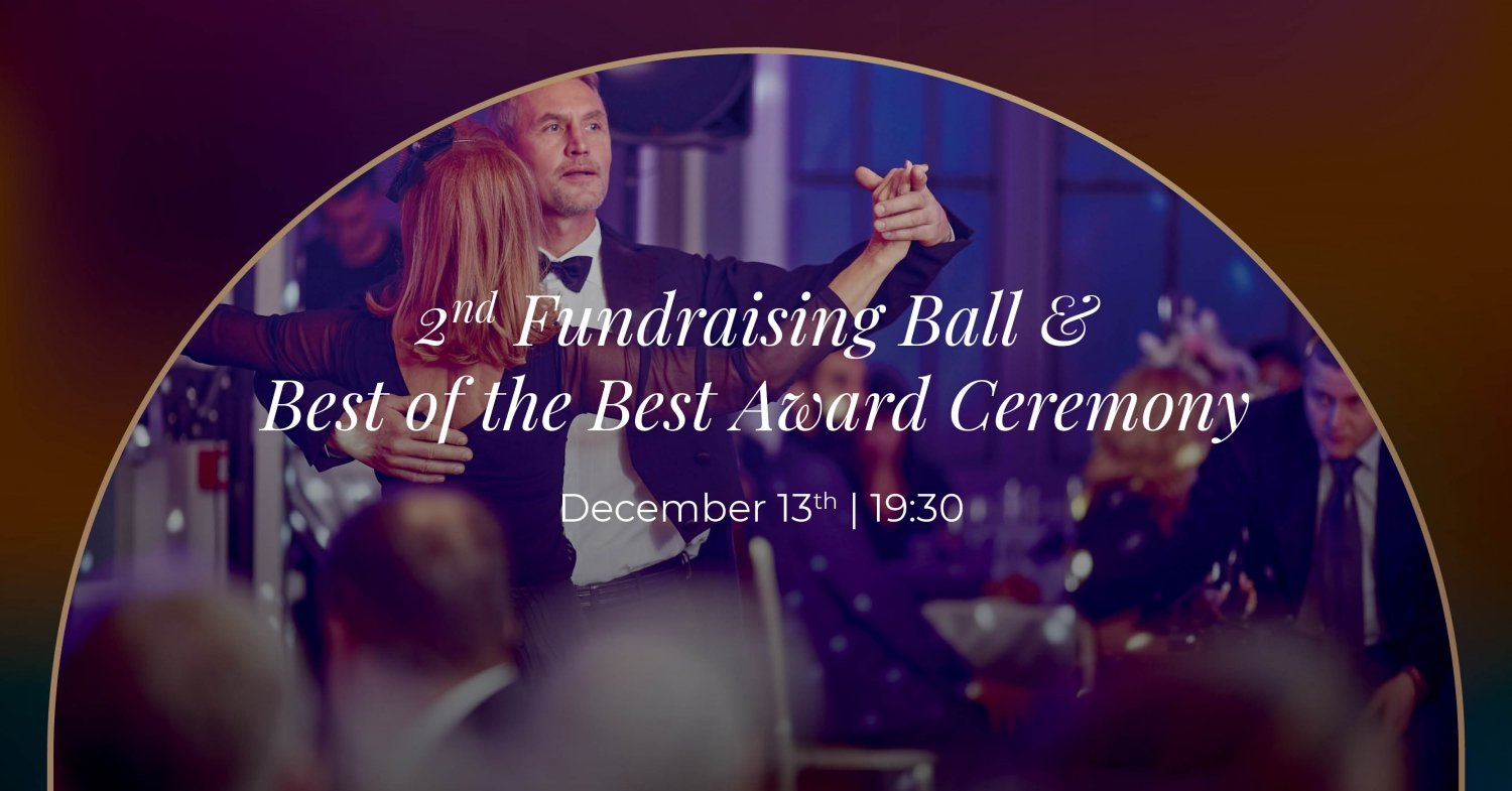 2nd Fundraising Ball & Best of The Best Ceremony