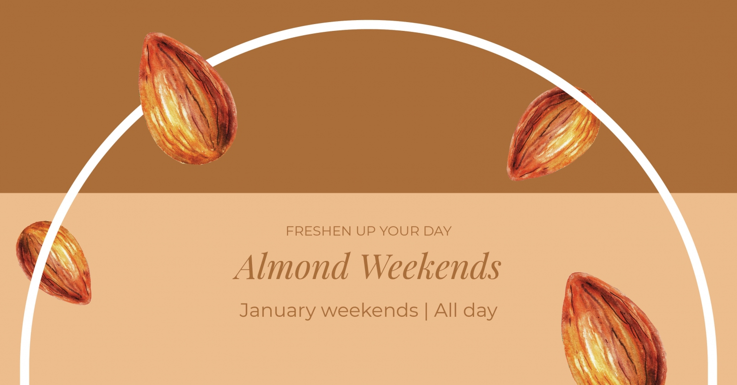 Almond Weekends