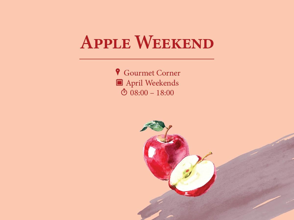 Apple Weekend at Regent Porto Montenegro