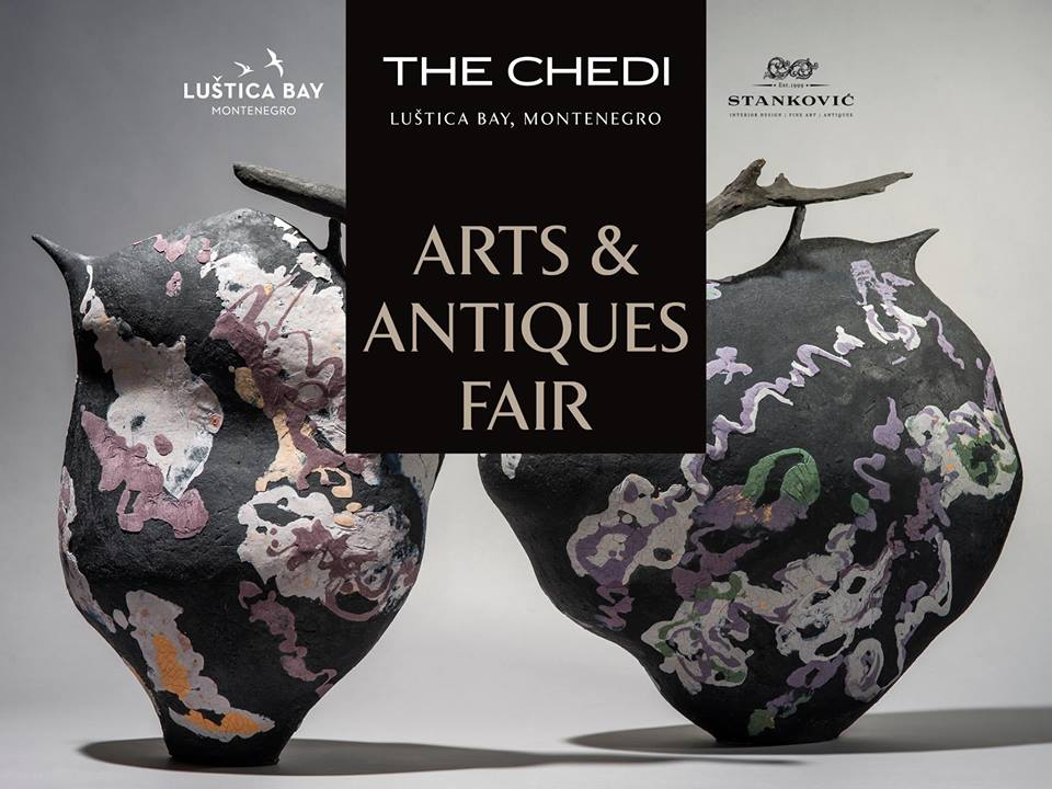 Arts & Antiques Fair at The Chedi Lustica Bay