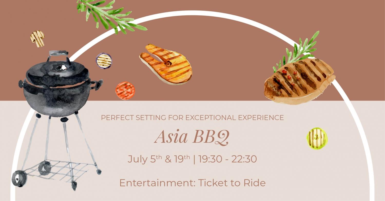Asia BBQ at Regent Porto Montenegro