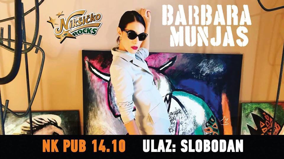 Barbara Munjas for Niksicko Rocks