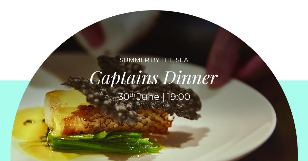 Captains Dinner