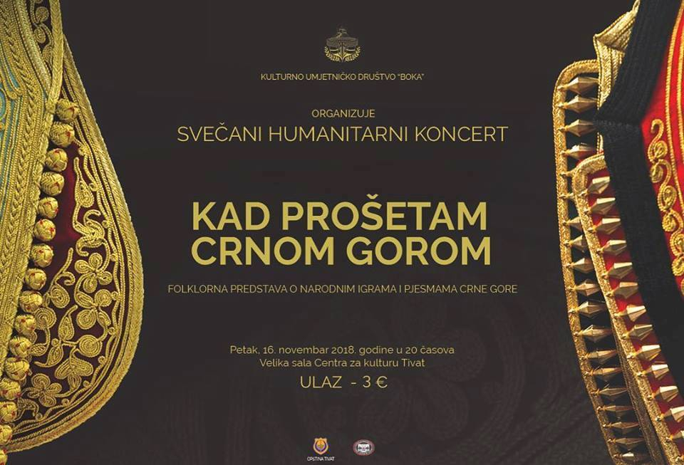 Charity Concert in Tivat