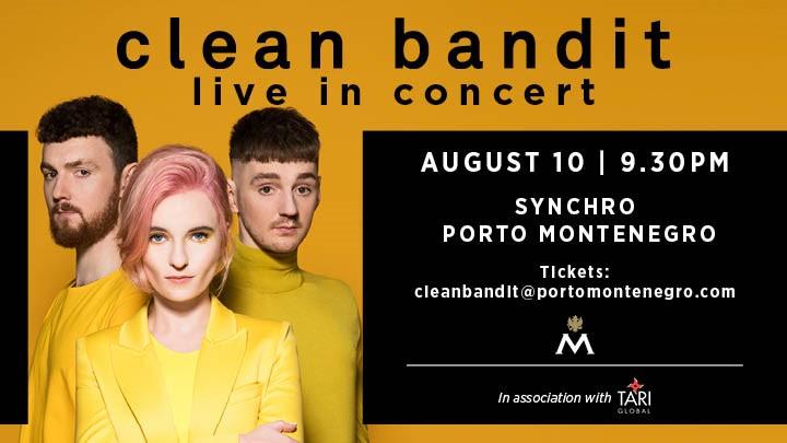 Clean Bandit Concert