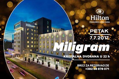 Concert at Hilton